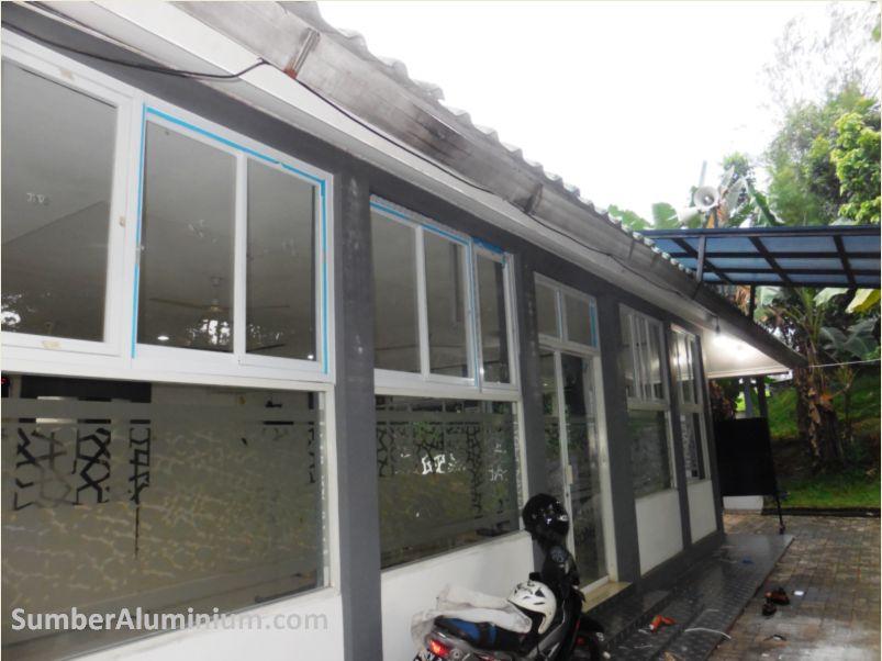 Kusen Aluminium Luar