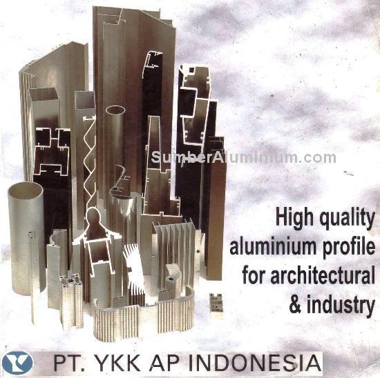 Aluminium YKK